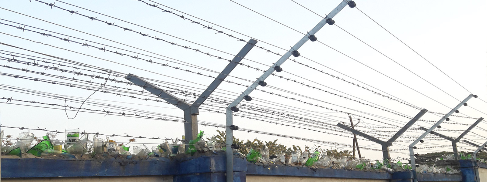 Welcome To Crown Solar Power Fencing Systems House Wiring Jobs In Mumbai Stop
